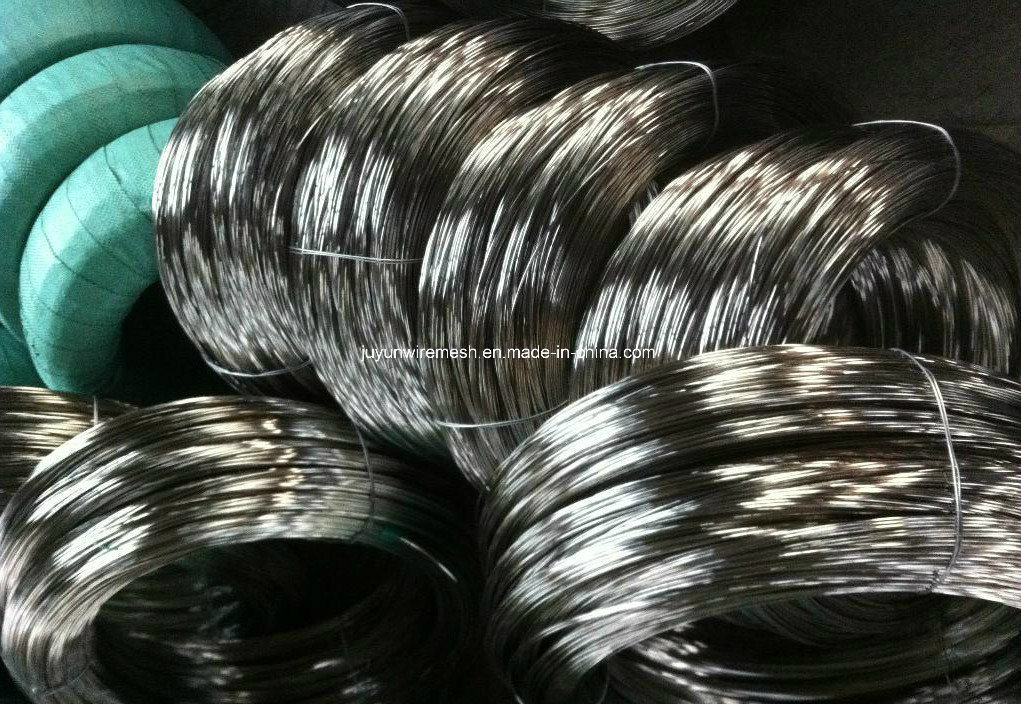 Oil Tempered Spring Steel Wire