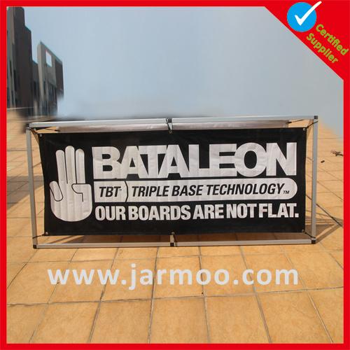 10FT Custom Trade Show Advertising Ceiling Hanging Banner