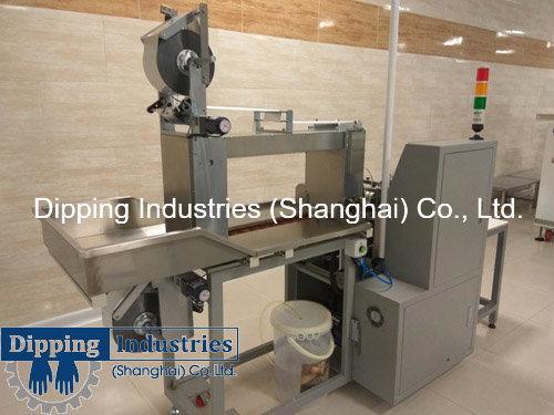 Advanced Condom Foiling and Sealing Machine