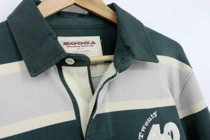 2017 Men Cotton Stripe Fashion Rugby Long Sleeve Woven Collar Heavy Polo Shirts T-Shirts Garments (S8001)
