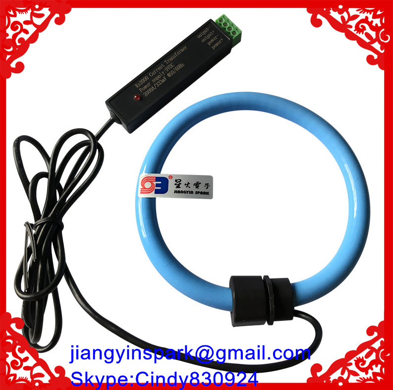 Waterproof Outdoor Split Core Current Transformer IP 57