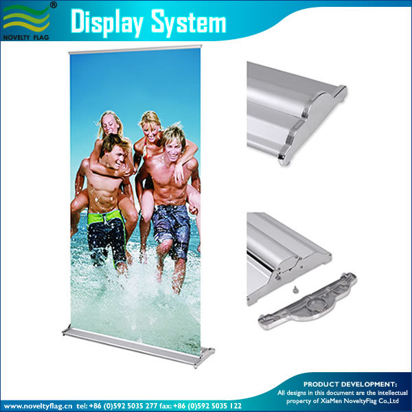 Vinyl Banner, Exhibition Banner, Outdoor Display, Advertising Stands (J-NF22M01010)