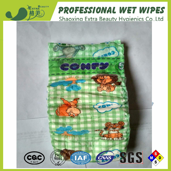 Wholesale Price Disposable Sleepy Baby Diaper Manufacturer in China