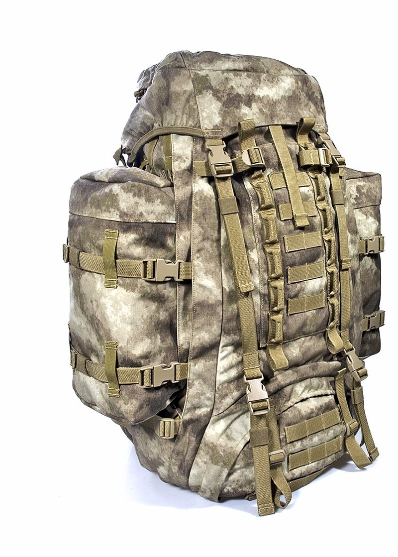 2016 Classical Fashion Tactical Multi-Functional Military Hiking Backpack