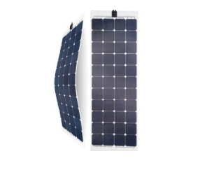 135W ETFE Material Semi Flexible Solar Panel