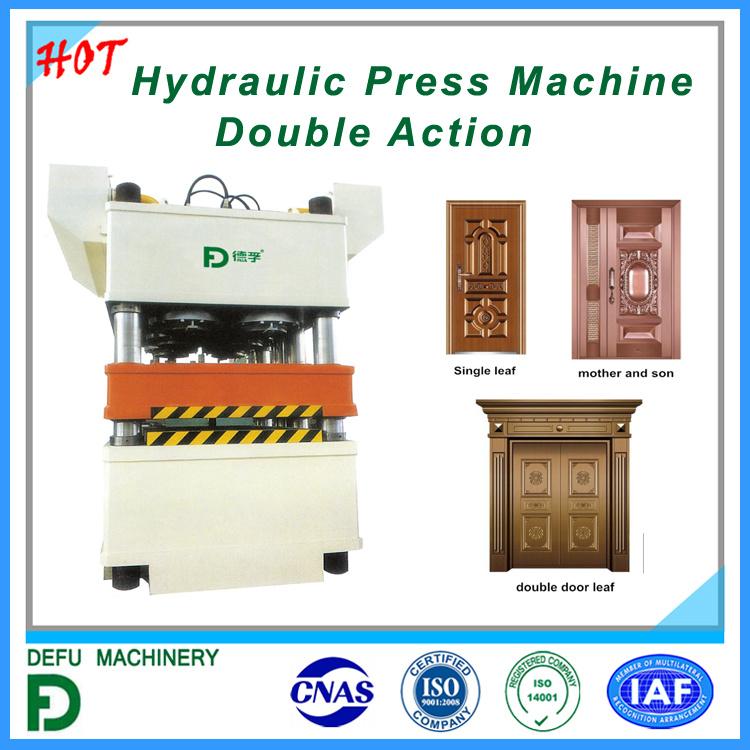 Steel Door Press Machine