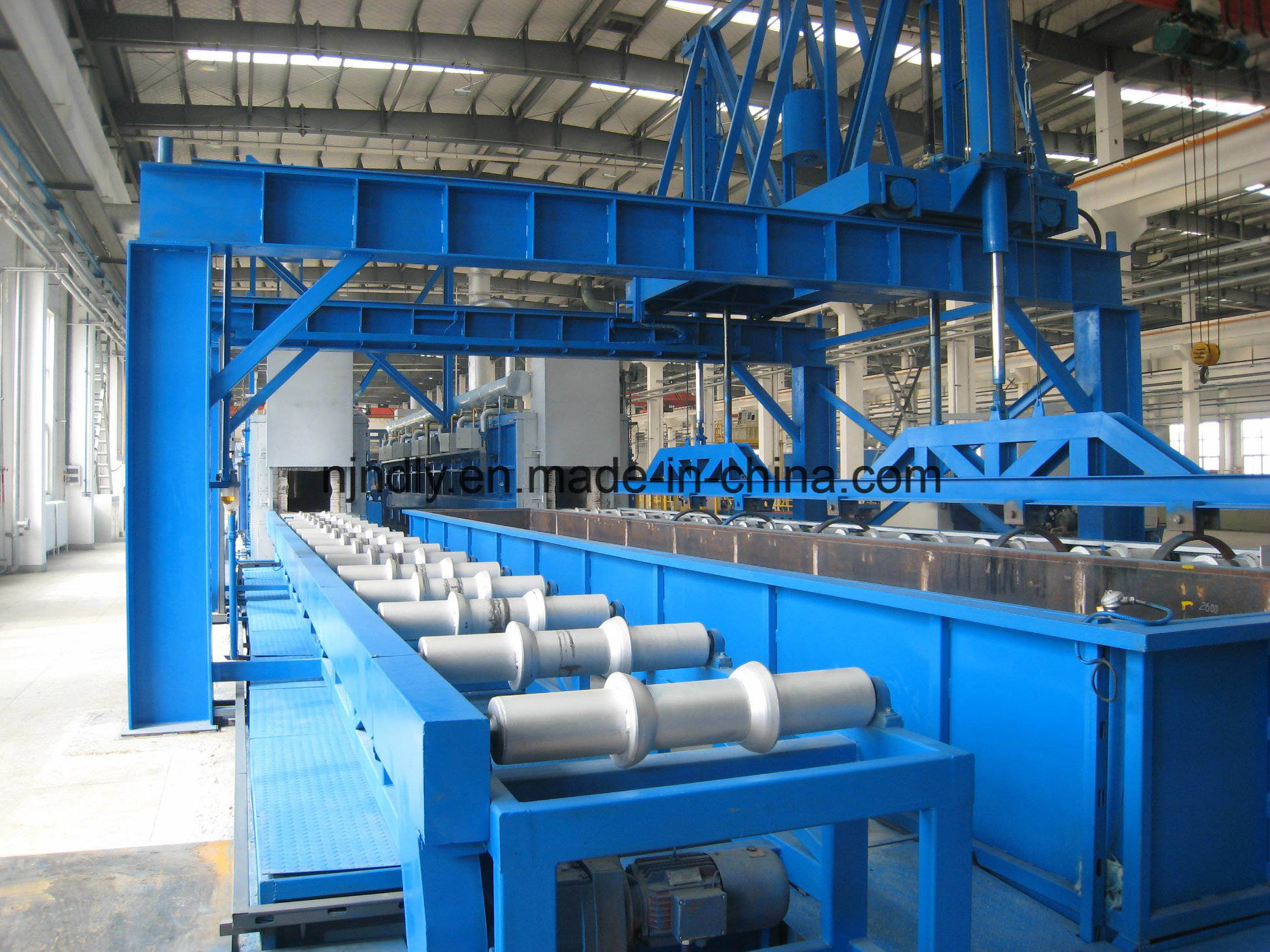 Drying Furnace for Stainless Steel Tube