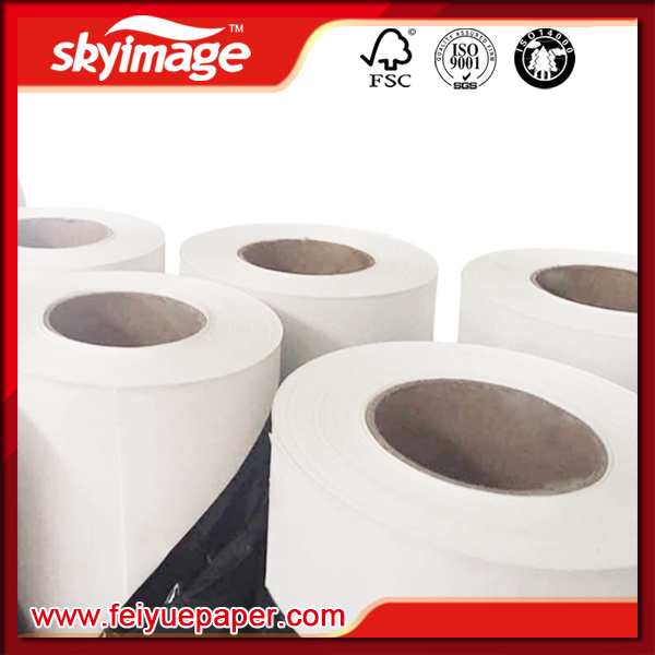 77GSM Sublimation Transfer Paper for Polyester-Based Textile Printing