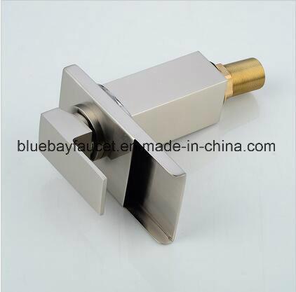 Single Handle LED Brass Bathroom Basin Tap