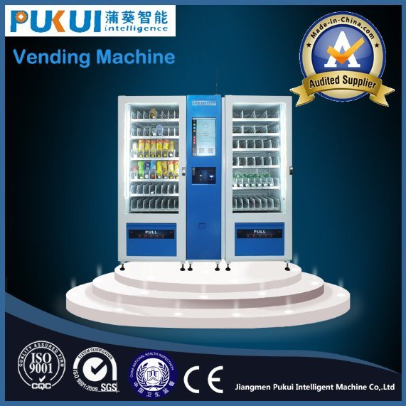 China Manufacture Security Design Smart Vending Machine Signs