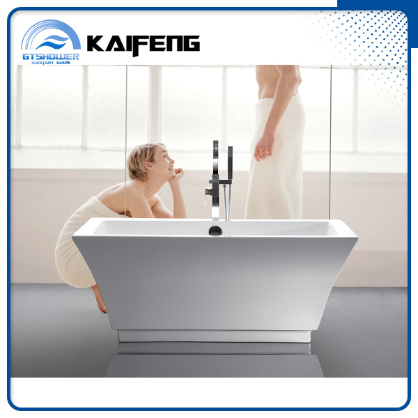 Small Freestanding Acrylic Bath Tub (KF-716K)