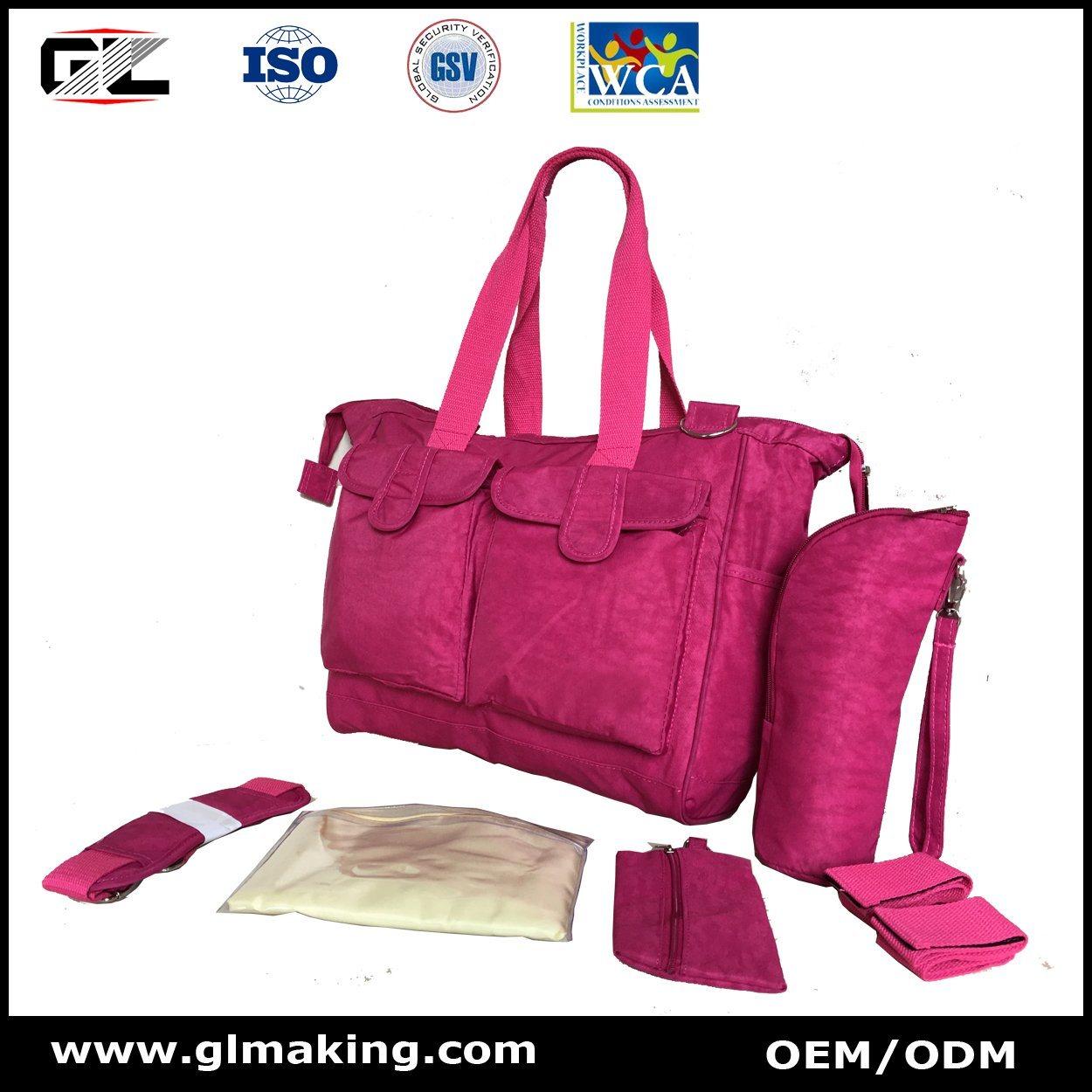 Nylon Diaper Bag From Manufacturer