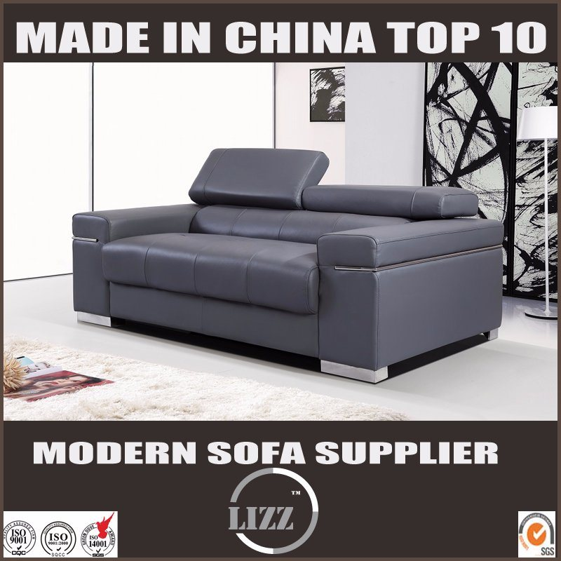 Modern Group Leisure Leather Sofa Set for Livingroom