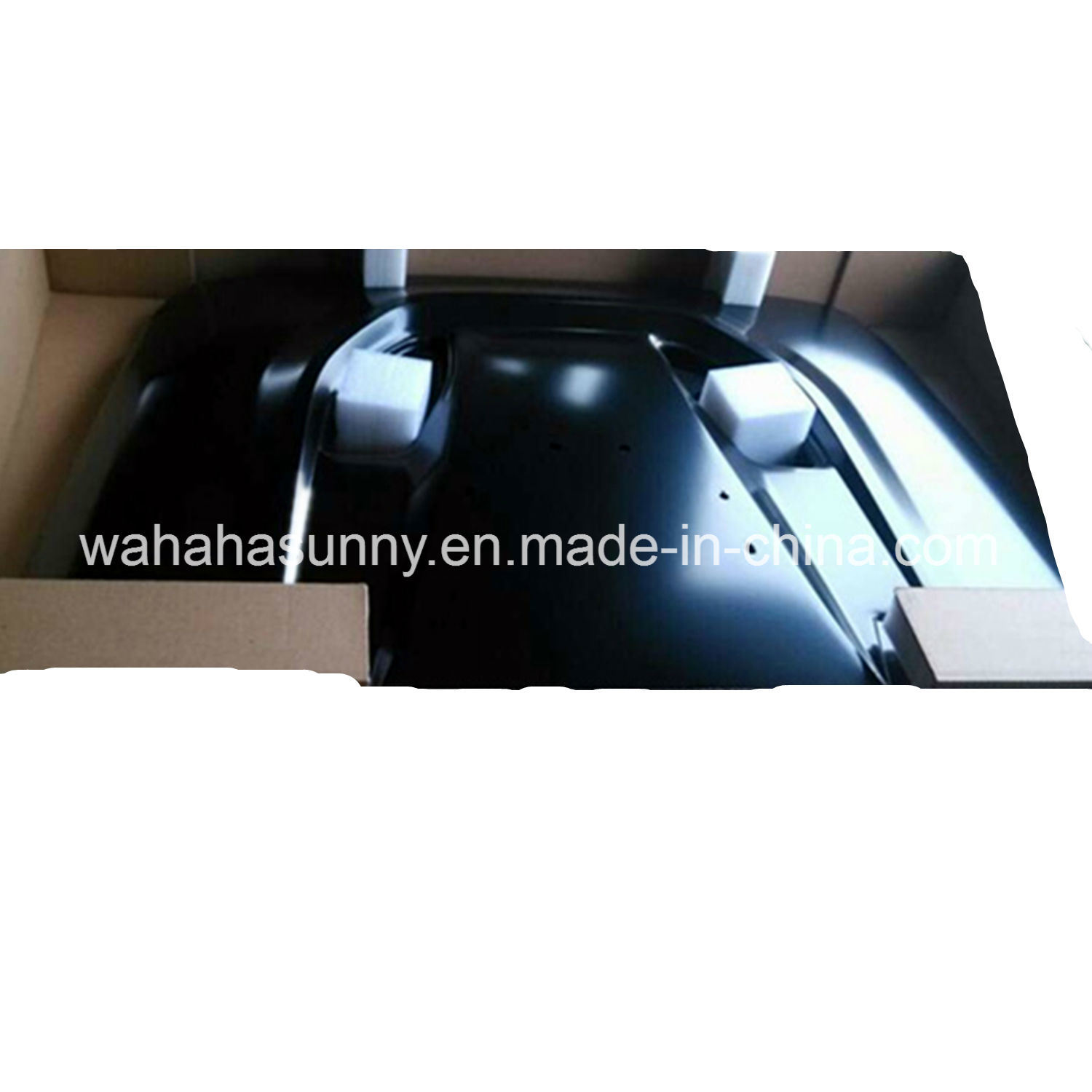 Lantsun High Quality Auto Parts for Jeep Wrangler Hood Jeep Jk 10th Anniversary Hood