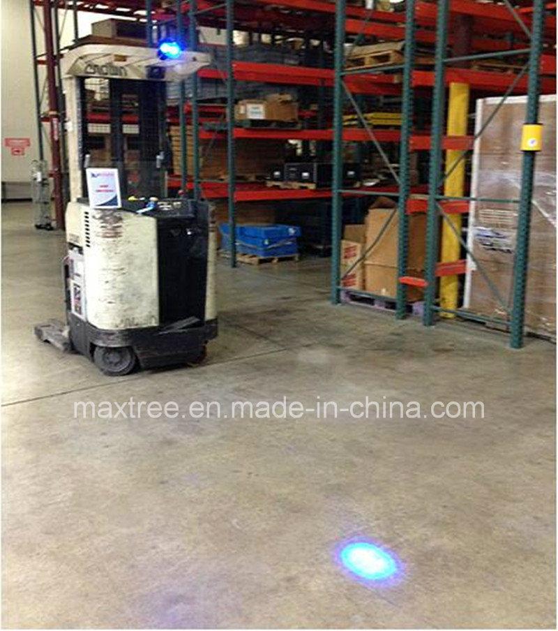 CREE LED 2PCS*3W LED Forklift Warning Light Forklift Safety Light