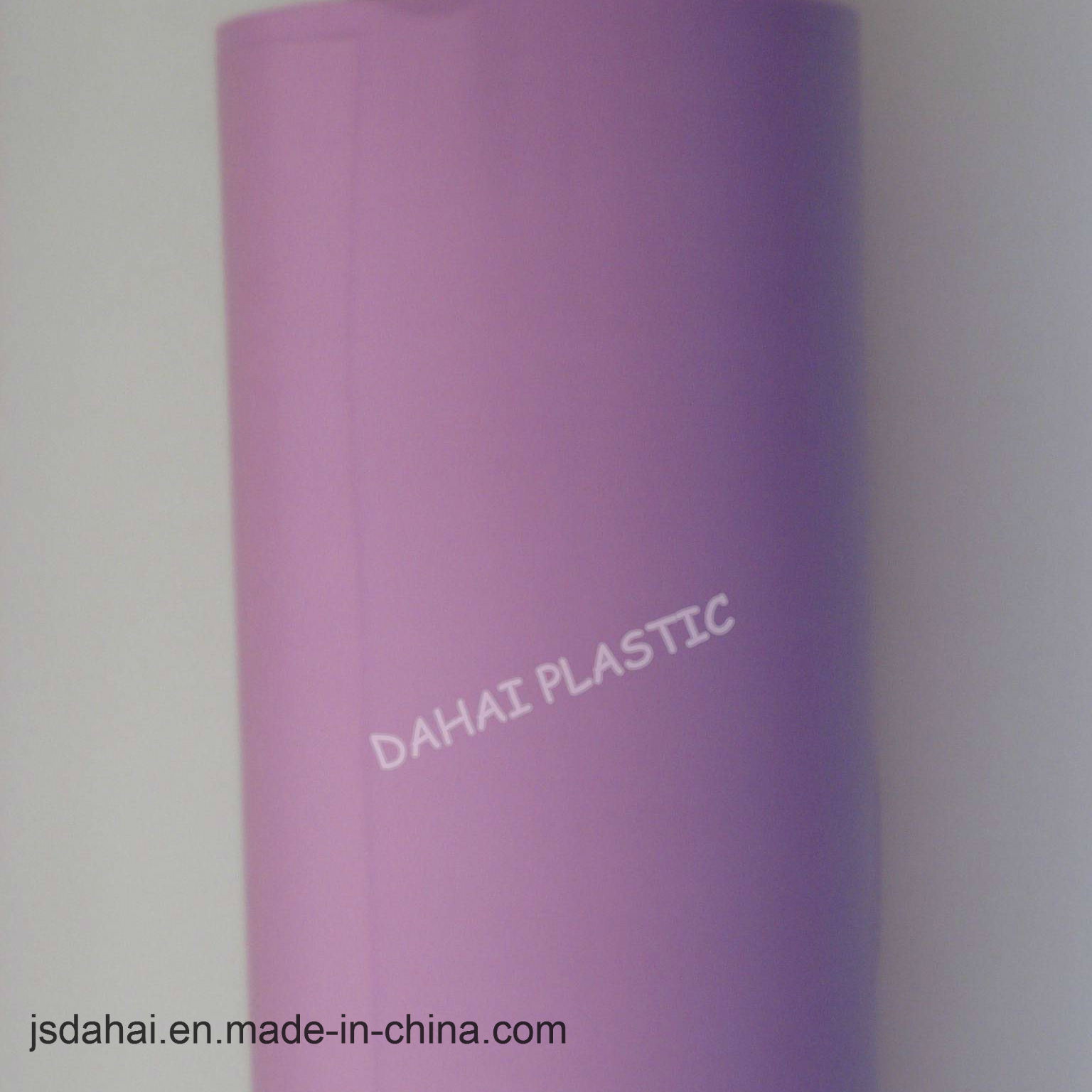 1800mm Colorful PVC Film for Raincoat