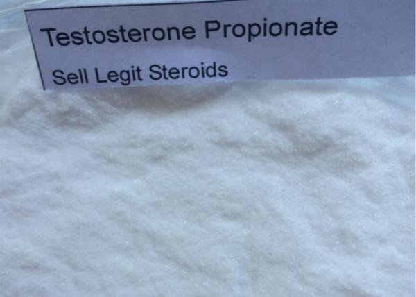 Raw Material Steroid Hormone Powder Testosterone Propionate