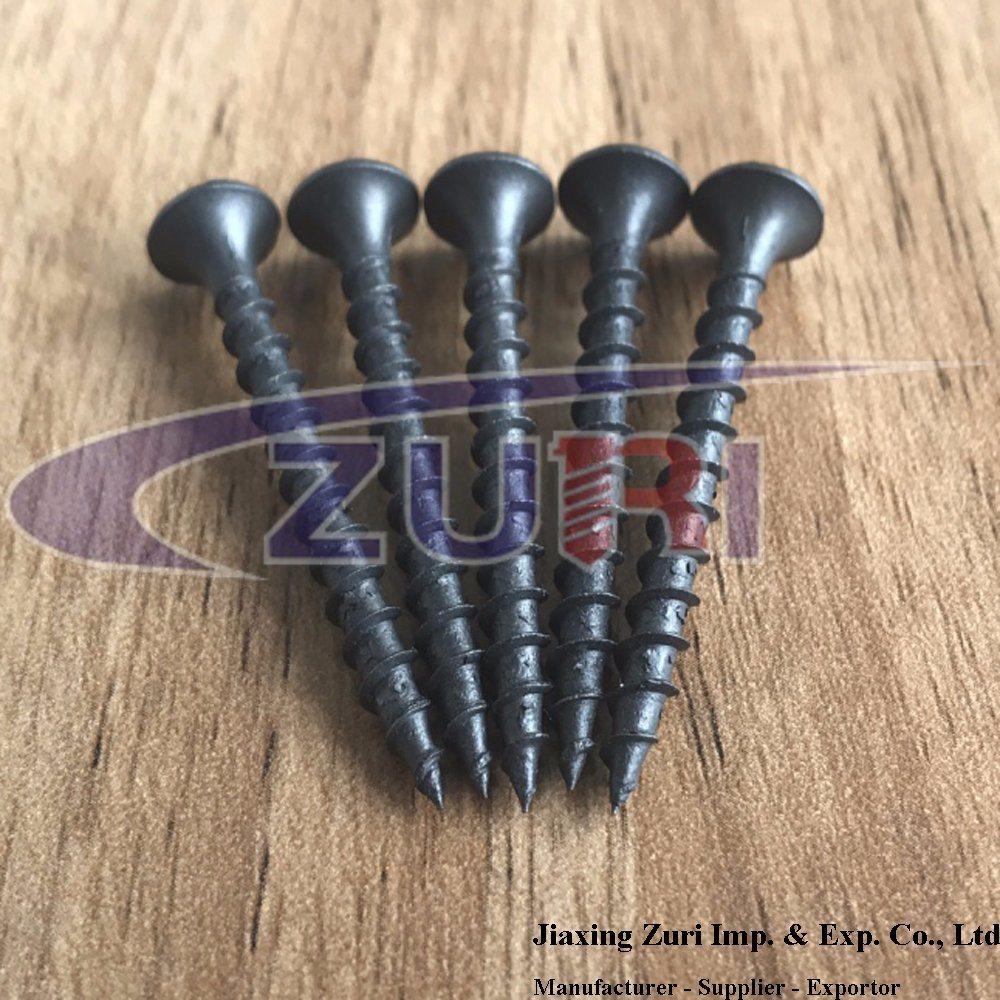 Drywall Screw Black Phosphated 3.5X25 Fastener