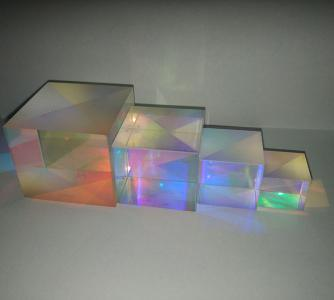 Bk7 Polarizing Beamsplitter Cube (PBS) , Optical Prisms
