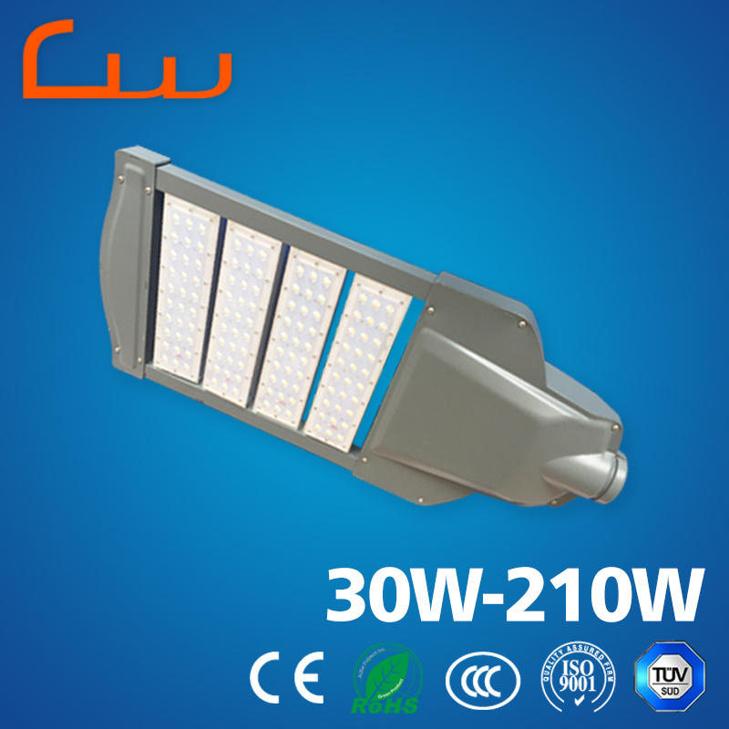New Products 30-210W LED Street Light Aluminium Housing