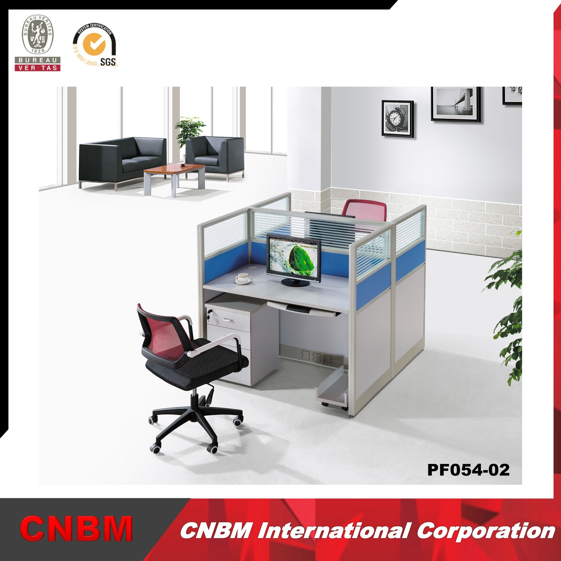 china wholesale modern office partition dividers computer cubicle staff workstation china staff desk office partition