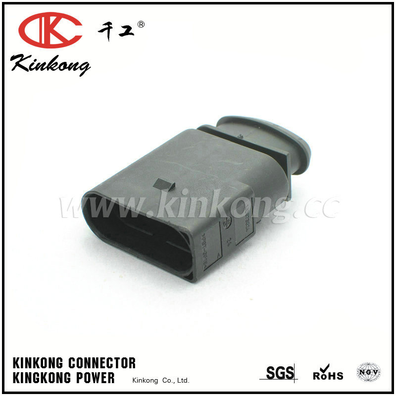 1j0 973 724 4 Pin Female Wire Electrical Connectors