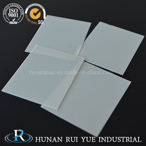 Zirconia Alumina Toughened Ceramic Part with High Temperature Resistance