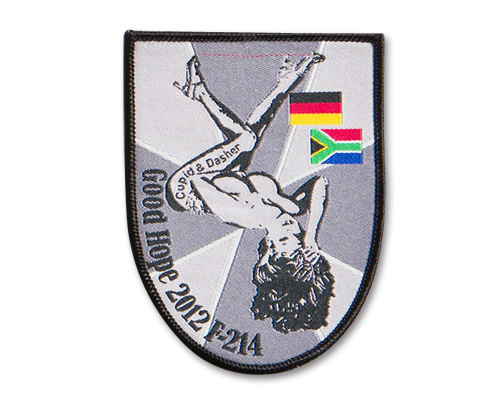 A05 Woven Badges