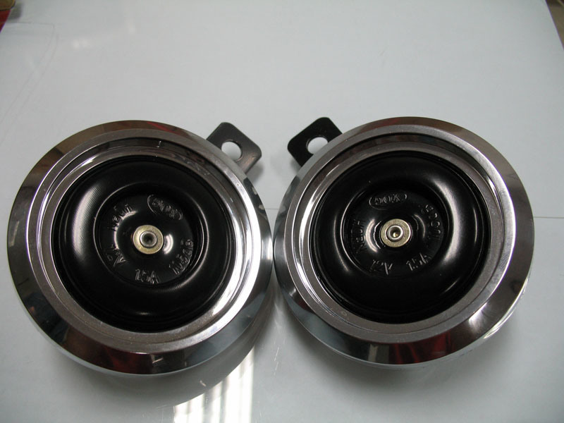Motorcycle Horn 12v Lower and High Horn