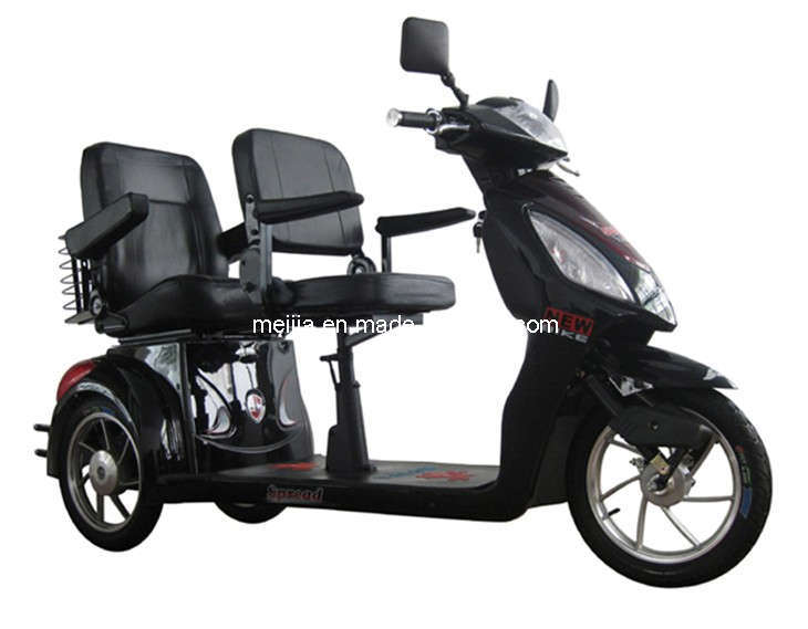 China Two Seats Electric Mobility Scooter With Ce Approval