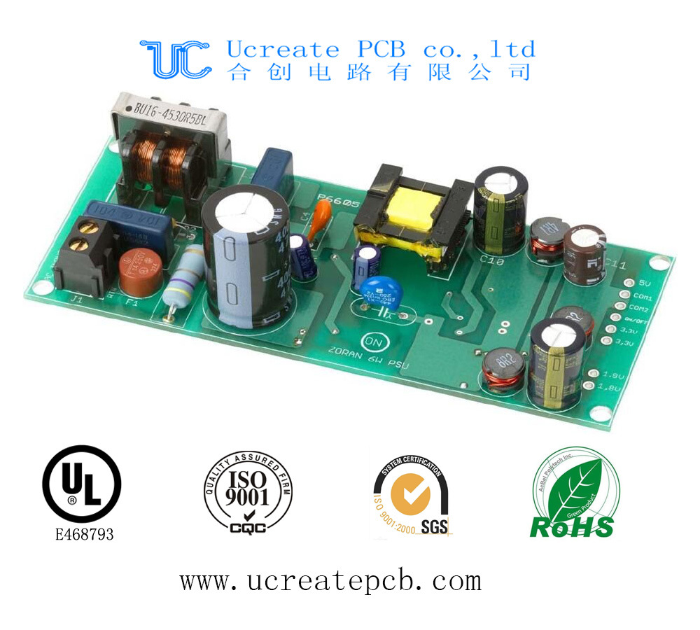 High Quality PCBA Assembly for Electronics Products