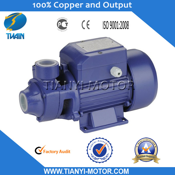 Qb90 Electric Water Pump 1.5HP