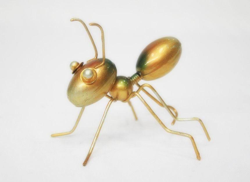 China Gold Ant Sa90927 3 5 China Ant Garden Decoration