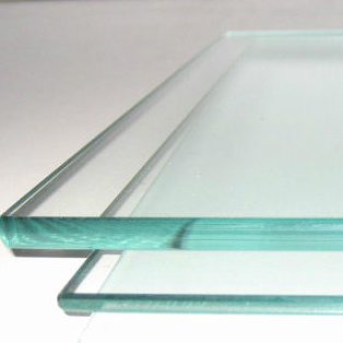 China Tempered Glass Sheet Customized Size For Floor And