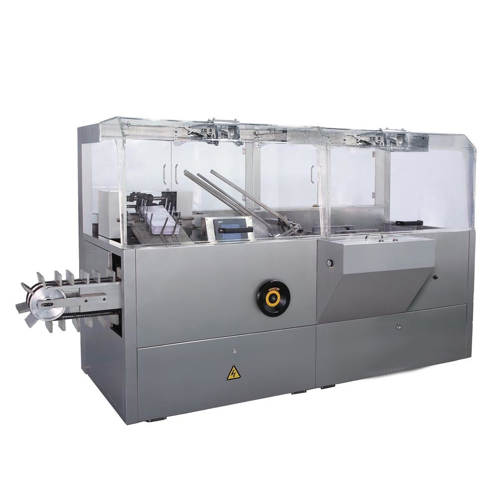 pac cartoning machine