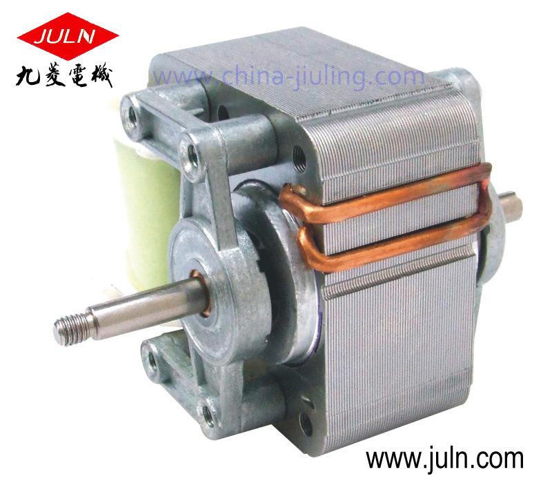 China enclosed shaded pole gear motors china c frame for Shaded pole induction motor