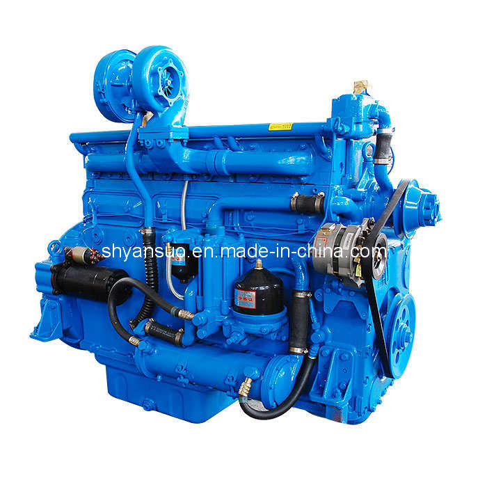 135 Series 6-Cylinder Diesel Engine for Generating Set
