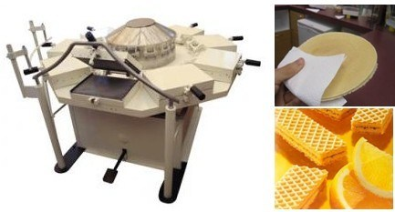 wafer machine for home