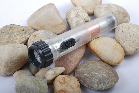 China shake flashlight/Forever Light(LED flashlight ...