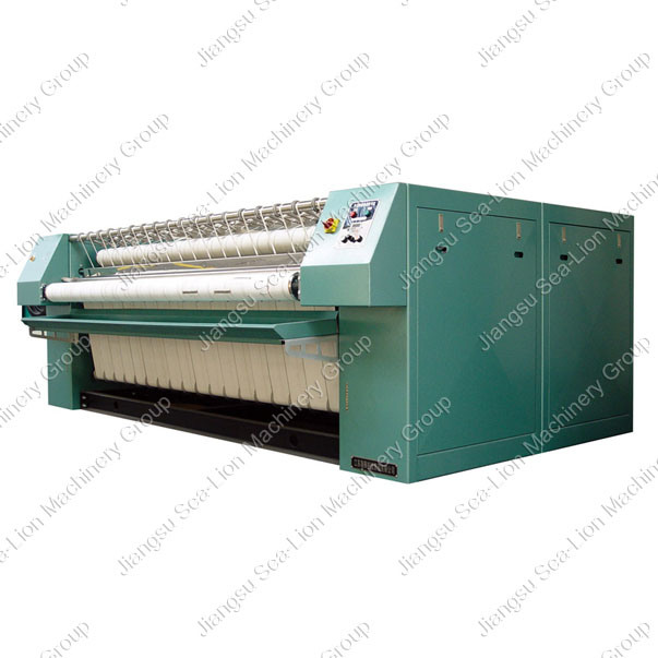 Fully-Auto Flatwork Ironer (steam heated)