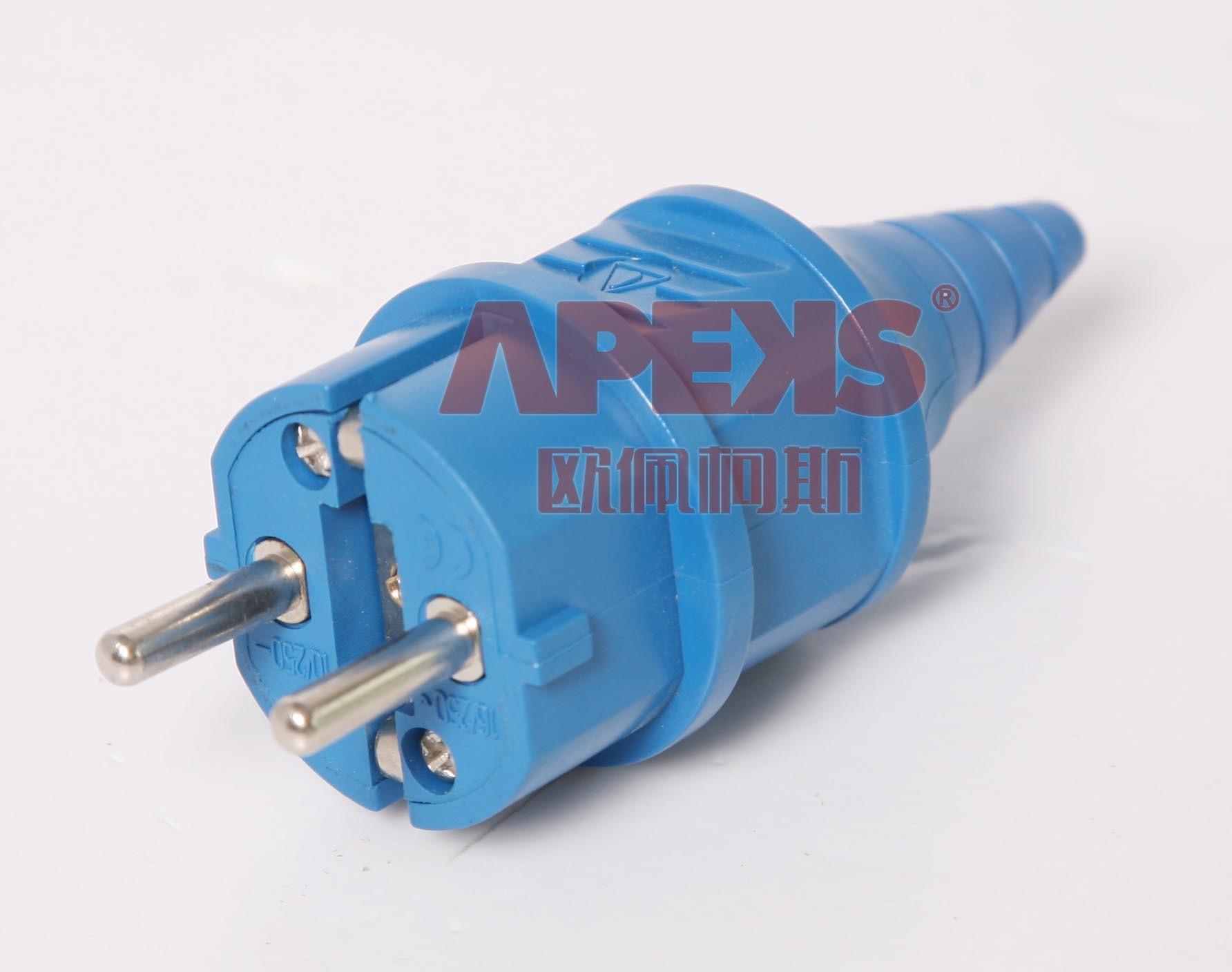 Schuko Series Plug (Schuko Plug)