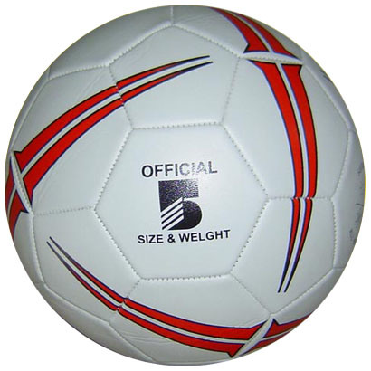 Gift Soccer Ball, PVC+EVA Cover, 32 Panel, Machine-Stithing (B01316)