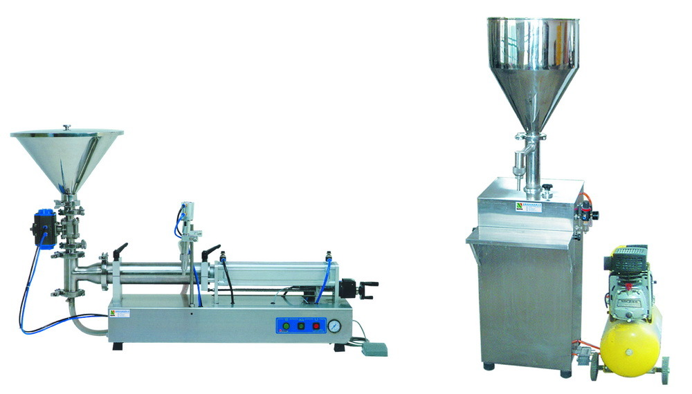 Ointment(Paste) /Fluid (Liquid) Filling Machine (Gz)