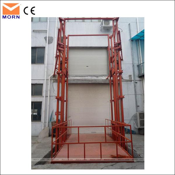 Hydraulic Vertical Lift : China scissor lift platform boom supplier