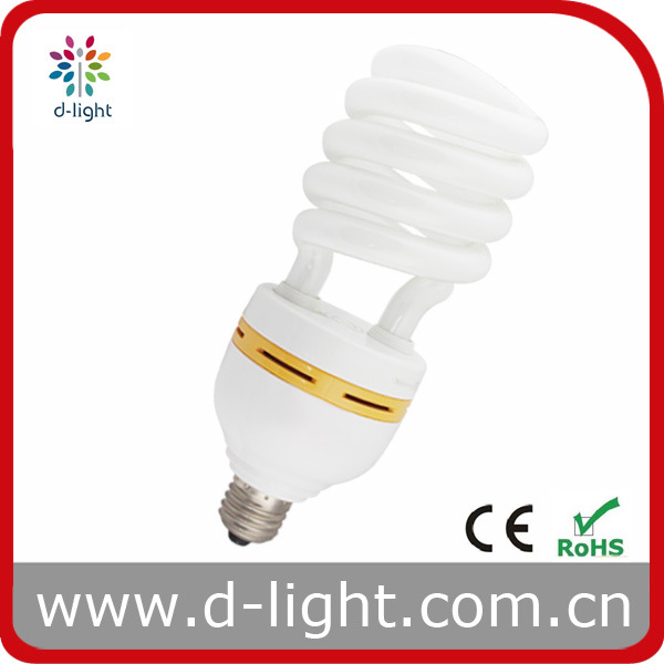 High Power 40W T5 Spiral Shape Saving Energy Light