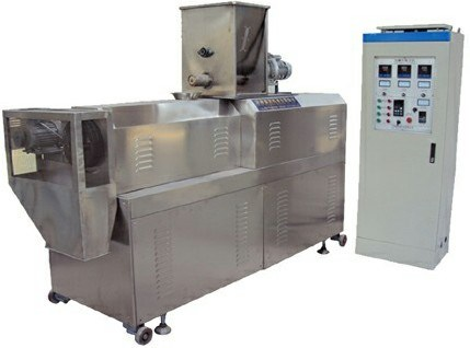 Textured Soy Protein Processing Machinery (TSE65-S/TSE85-S)