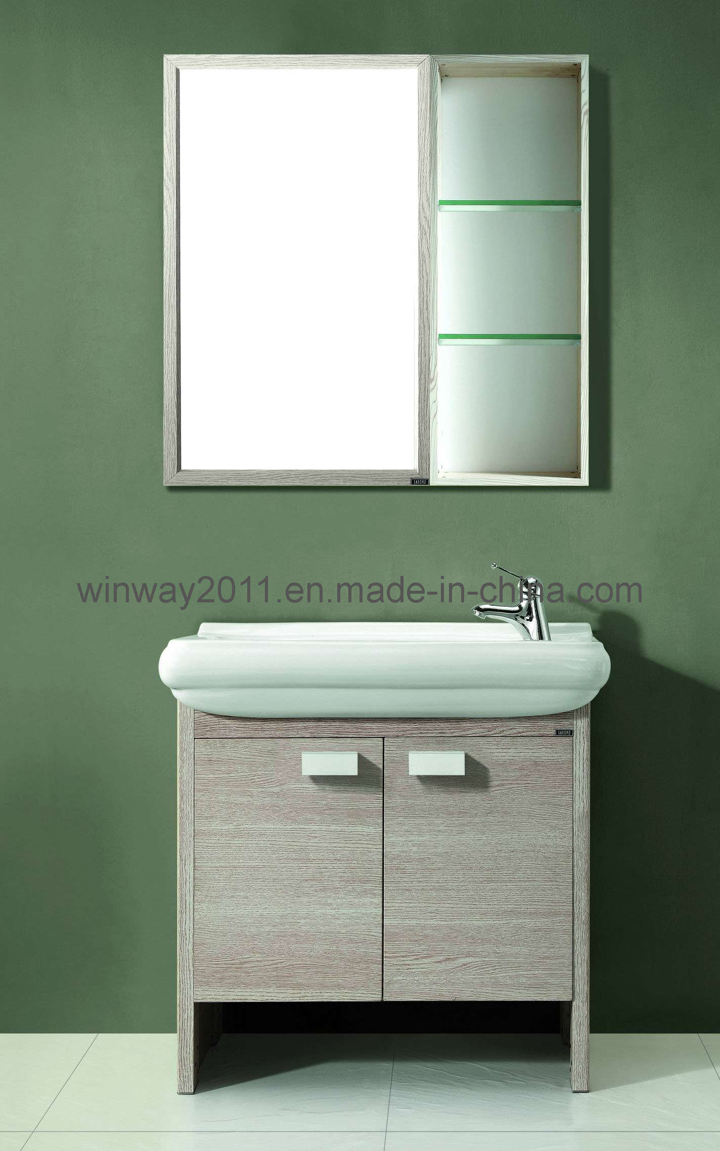 Metal Bathroom Cabinet Vanity Ws 68033 China Stainless Cabinet Metal Cabinet