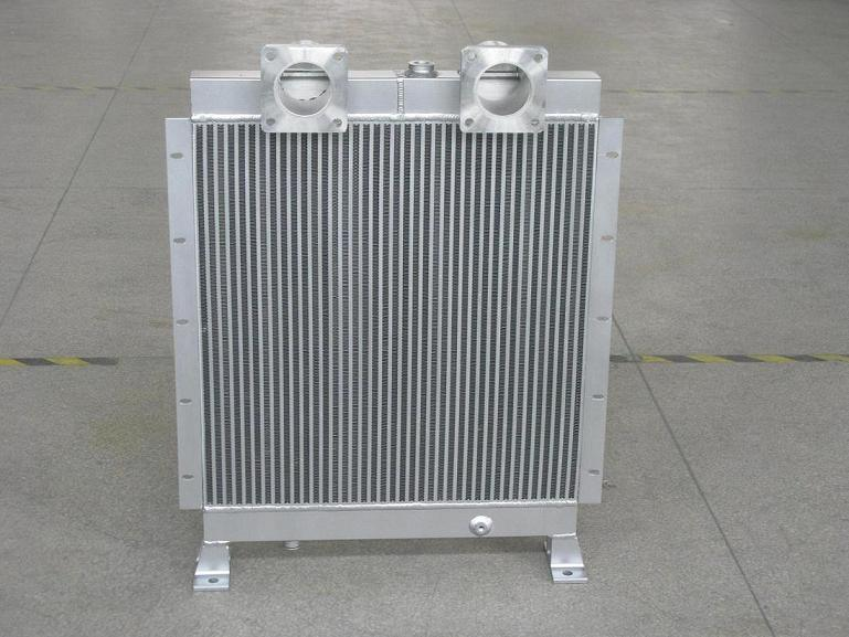 Air Compressor Cooler : China oil coolers aftercooler air cooler and