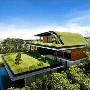 1.5mm Thickness Reinforced Polyvinyl Chloride PVC Waterproof Roofing Membrane /Roof Garden PVC Film (ISO)