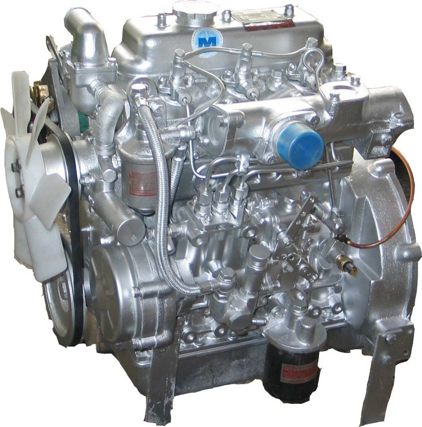 Water Pump of Diesel Engine